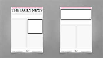 blank newspaper template newspaper template for pages 28 images free tag