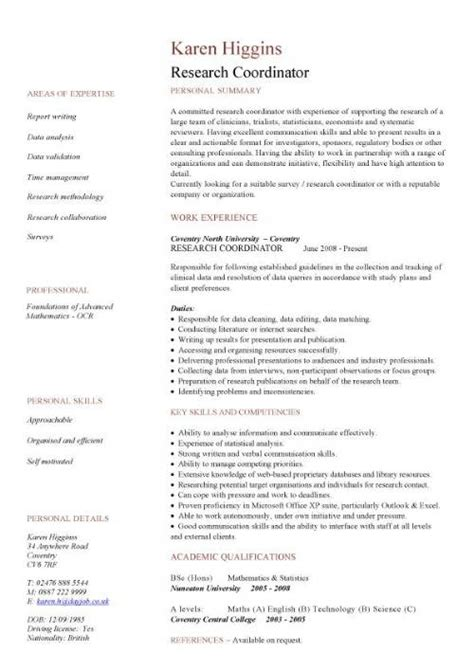Academic CV template, Curriculum vitae, academic cvs