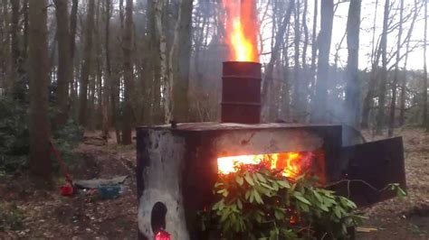 Next Home Design Jobs by Portable Incinerator Charcoal Oven Youtube