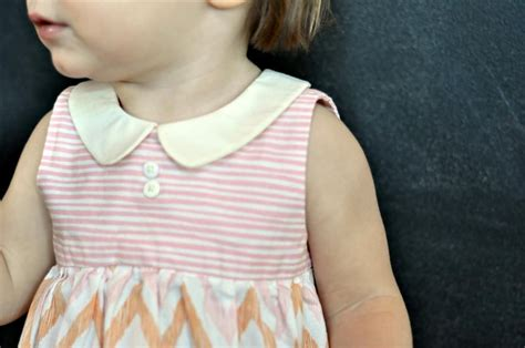 pattern drafting peter pan collar draft a peter pan collar for a geranium dress tutorials