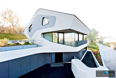modern home design germany modern architecture at the futuristic ols house in