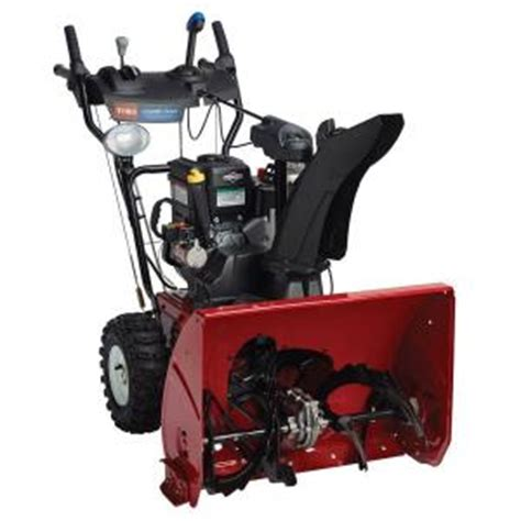 toro power max 826 ote 26 in two stage electric start gas