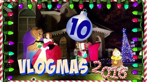 haggin oaks christmas lights haggin oaks lights vlogmas day 10
