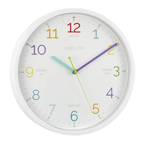 silent wall clock proxy browsing info buy tell the time silent waill clock white 30cm online