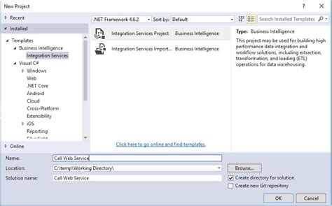 design an experiment look at figure 8 7 call a web service using ssis then store and query the