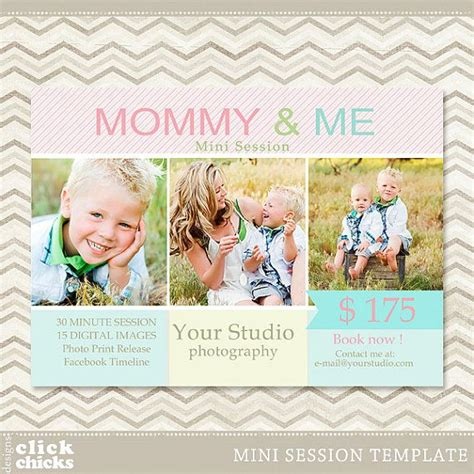 mini session templates for photoshop 185 best marketing photoshop templates for photographers