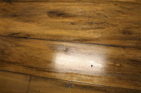 Faux Wood Countertops by Remodelaholic How To Create Faux Reclaimed Wood Countertops