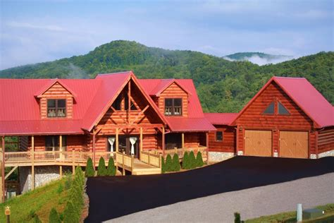 Blue Ridge Mountain Log Cabin Cottages For Rent In Cottages For Rent Blue Mountain