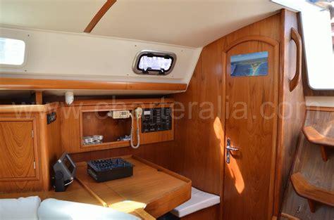 sailing boat inside sailing yacht jeanneau sun odyssey 34 2 in ibiza