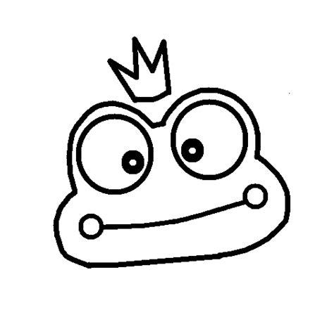 imagenes para colorear rana dibujo de rana 2 para colorear dibujos net