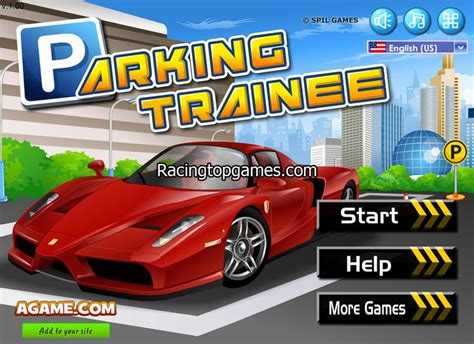 Auto Parken Spiele by Play Parking Trainee Car Free At