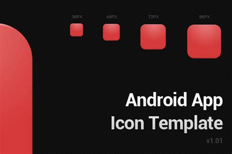 Android App Icon Template play icon template android app design sparktech
