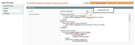 magento layout xml static block magento documentation static block configuration ubertheme