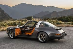 Singer Porsche California Porsche 911 Targa By Singer Vehicle Design Hiconsumption