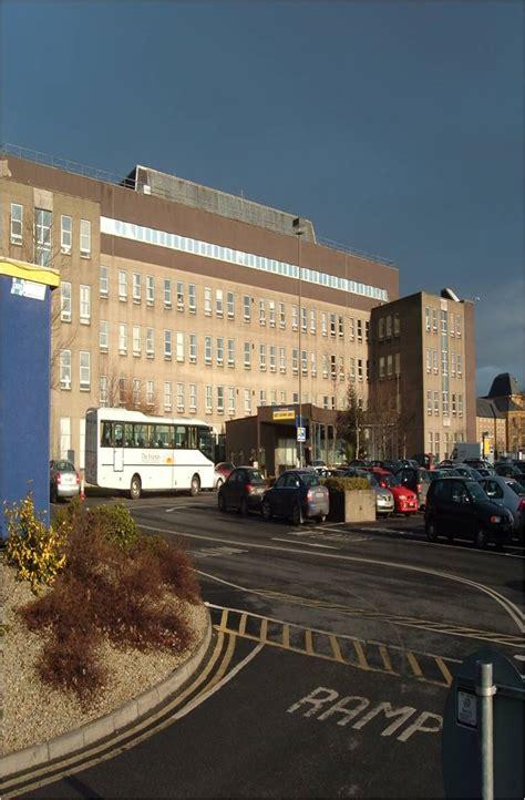 Letterkenny College Letterkenny Hospital