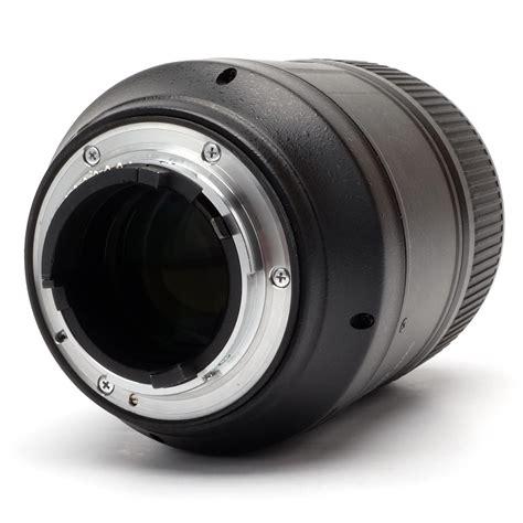 Nikon 105mm F2 8 Ed nikon 105mm f2 8 micro af s nikkor g ed n vr lens sn