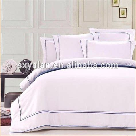 what kind of comforters do hotels use embroidered hotel life sheet sets bedding set textile