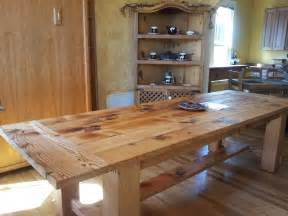 Kitchen Wood Table Outstanding Solid Wood Kitchen Table Placed As Classic Dining Space Mykitcheninterior