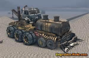 Spin Wheels Truck Materials For December 2013 Year 187 Zagruzka Mods