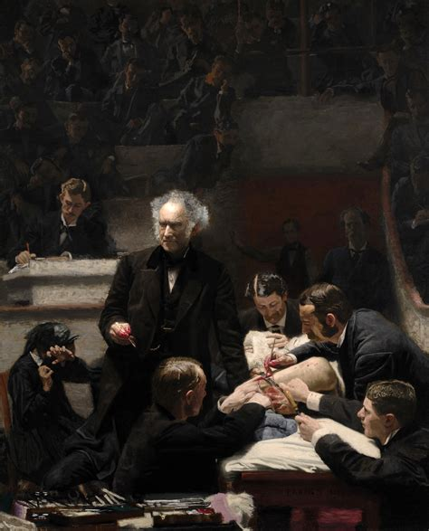 The Clinic by Gross Clinic An Introduction To 19th Century
