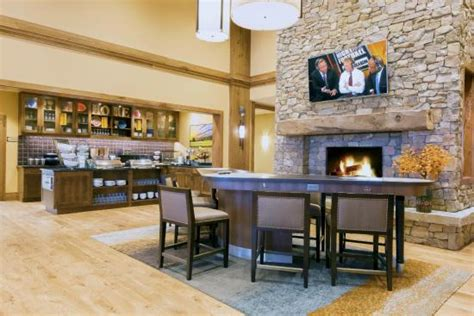dining free breakfast fireplace view picture of