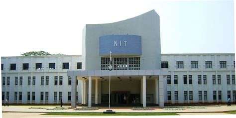 Mba Mca Colleges In Warangal by Nit Warangal Info Ranking Cutoff Placements 2018