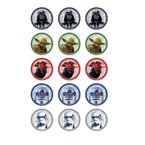 Cake Decorating Supplies In Perth Star Wars Cupcake Toppers