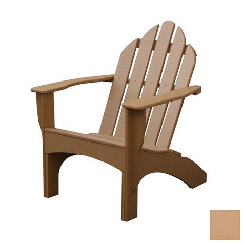 Adirondack Chair Plans Lowes shop eagle one chesapeake cedar adirondack chair at lowes