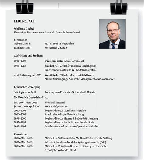 Lebenslauf Muster Uni Münster das war f 252 r mich absolutes neuland personalwirtschaft de