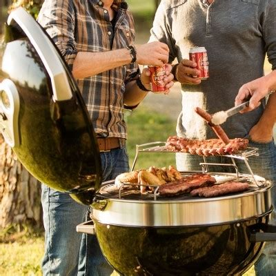 napoleon rodeo pro kettle 22 quot diameter charcoal napoleon rodeo professional pro22k leg charcoal kettle