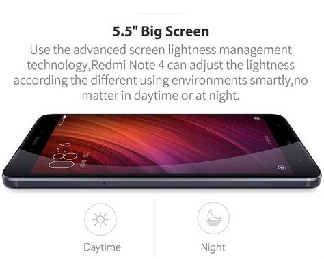 Xiaomi Redmi Note 4 Pro Black Edition Ram 3 32gb Resmi Tam xiaomi redmi note 4 global edition 5 5 inch 3gb ram 32gb rom snapdragon 625 octa 4g