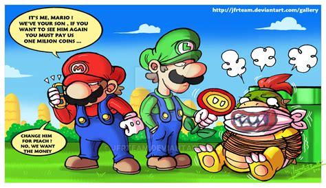 Kaos Mario Bross Mario Artworks 16 new mario bros 2 by jfrteam on deviantart