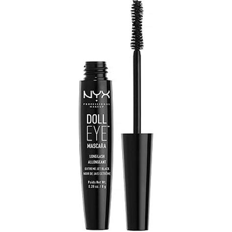 Maskara Dan Eyeliner Wardah Waterproof doll eye lash mascara ulta