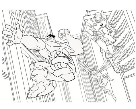 avengers christmas coloring pages the awesome avengers picture coloring page download