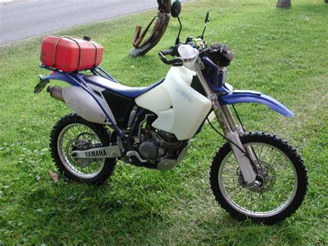 Topi My Yamaha My Adventure i need a rack for wr 450 wr400f 426f 450f thumpertalk