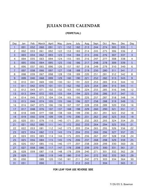 2012 Calendar Year Printable Leap Year Julian Calendar Printable Calendar