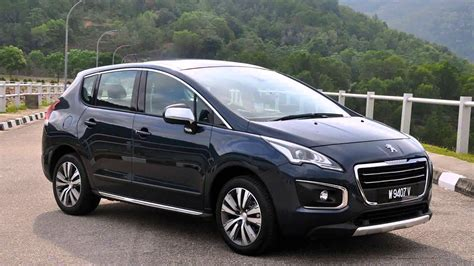 peugeot egypt peugeot 3008 2014 youtube