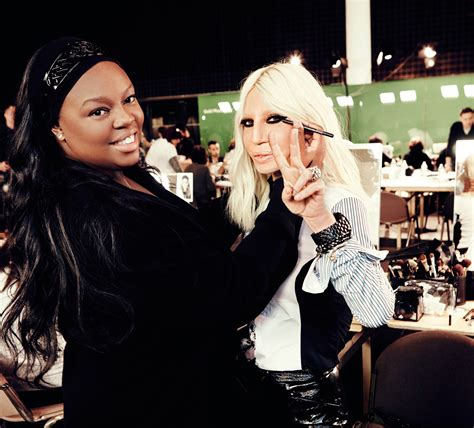 Makeup Versace makeup artist and mogul pat mcgrath shares the