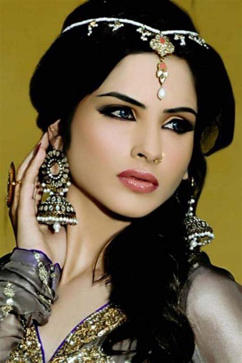 video of pakistani hair styles latest pakistani bridal wedding hairstyles trends 2018