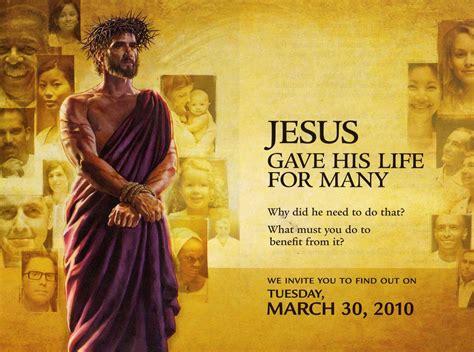 testigos de jehova jesus dijo claramente a sus seguidores que no conmemoraci 243 n de la muerte de cristo 30 de marzo del 2010