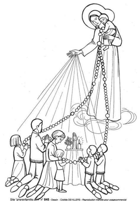 Mois du Rosaire | Et maintenant une histoire