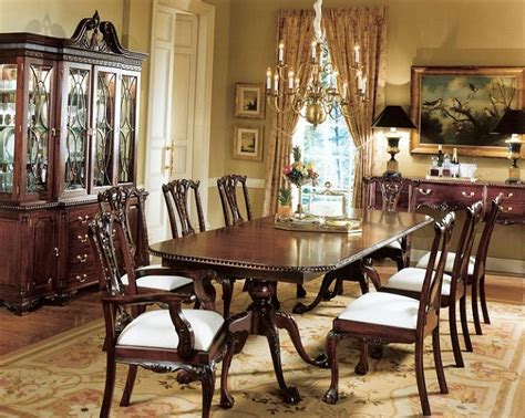 Chippendale Dining Room Furniture Everything You Need To About Chippendale Furniture