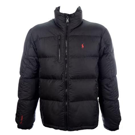 puffer jacket polo ralph black puffer jacket polo ralph from n22 menswear uk
