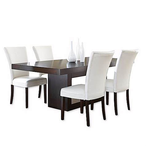 Antonio Dining Table Buy Steve Silver Co Antonio Dining Table In Charcoal From Bed Bath Beyond