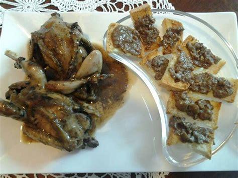 cucinare beccaccia beccaccia in salm 236 crostini di beccaccia