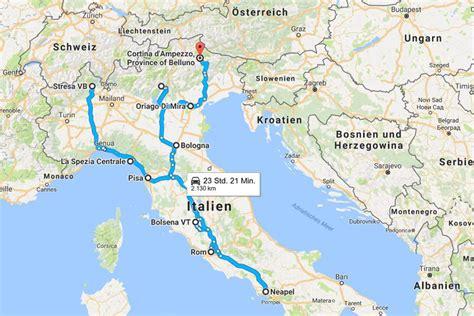 Mit Dem Auto Durch Italien by Roadtrip Italien Routen Tipps Von 10 Reisebloggern