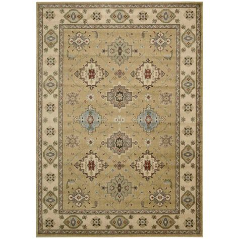 mondrian collection rugs mondrian kazak rugs kz01 light gold by nourison free uk delivery the rug seller