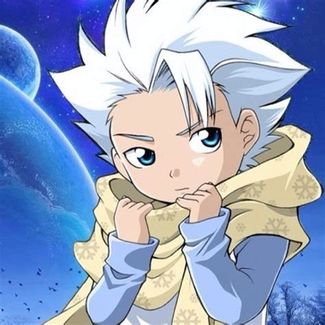 Anime Kid by White Haired Anime Boy Anime