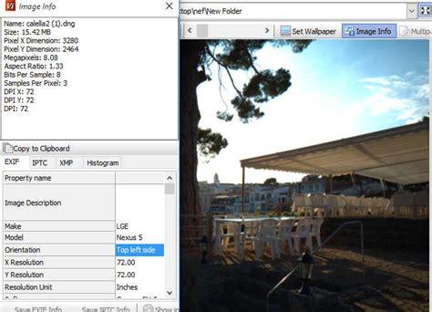 exif viewer software  windows