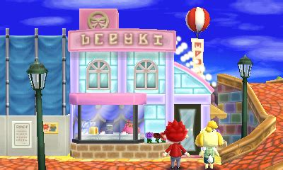 happy home designer department store list of all facilities and how to unlock them in